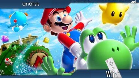 'Super Mario Galaxy 2'. Análisis