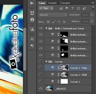 Aprendiendo con Adobe Photoshop CS6: Las capas de ajuste (Capítulo 4, segunda parte)