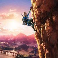 Zelda: Breath of the Wild casi incluyó unos lanzagarfios que permitirían a Link moverse como Spider-Man