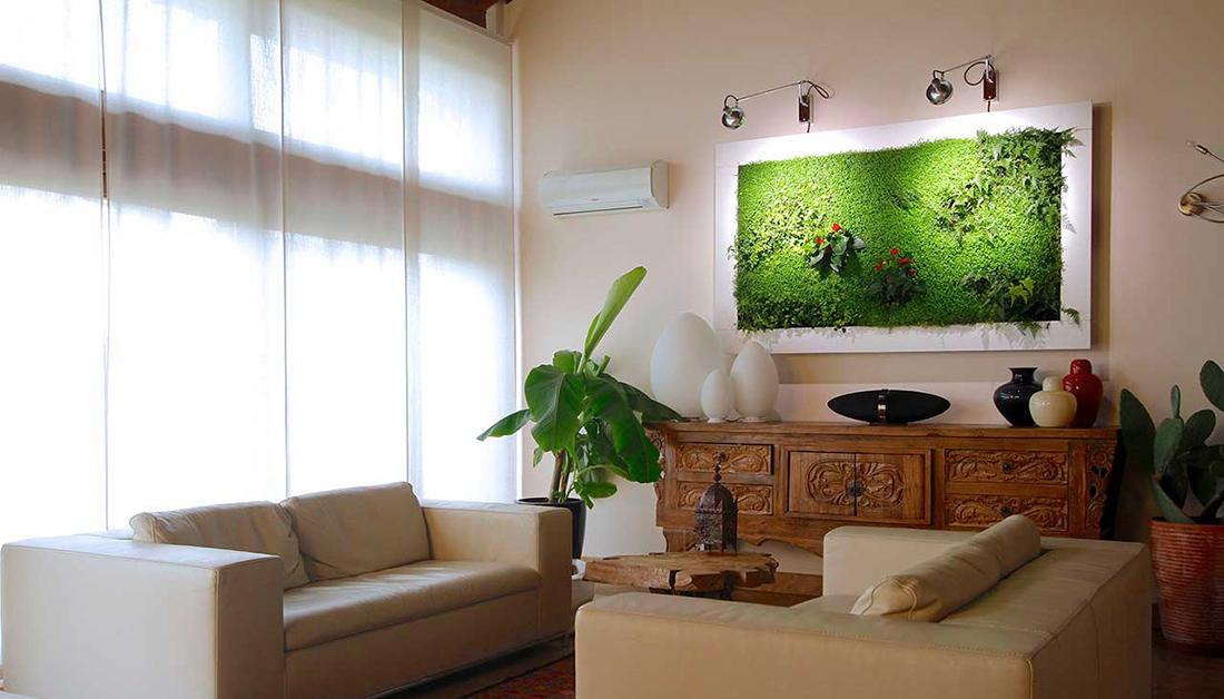 Un cuadro vegetal una ingeniosa manera para decorar tu casa for Maneras de decorar tu casa