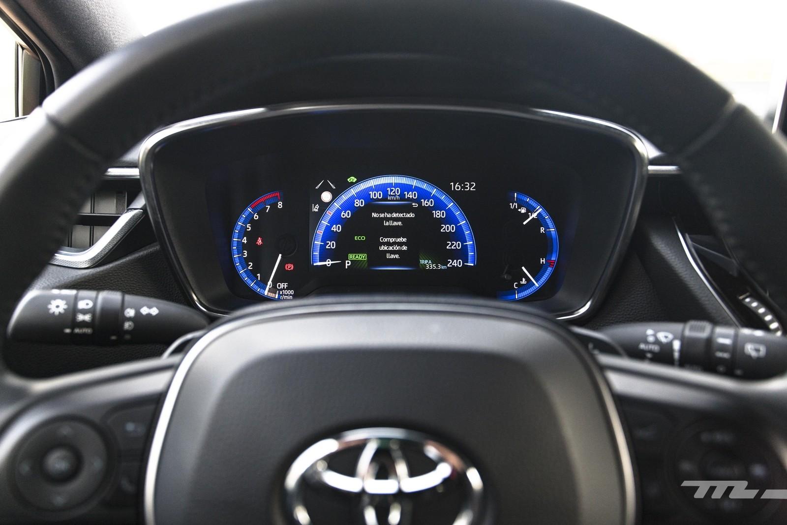 Foto de Toyota Corolla 2019 prueba (11/23)