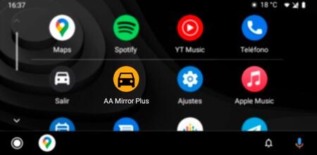 Cómo duplicar la pantalla del móvil en el coche con AA Mirror Plus para Android Auto