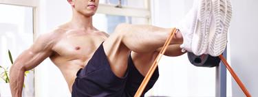 Consigue las piernas y glúteos que siempre has deseado trabajando con una simple banda elástica