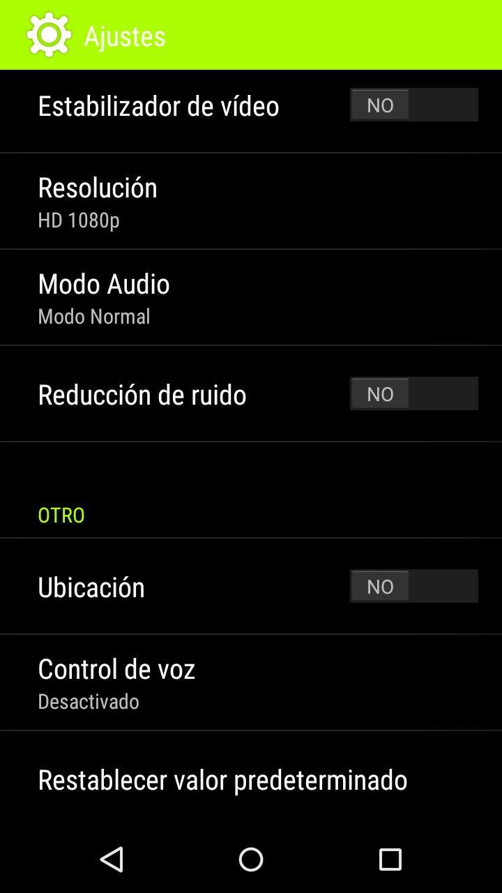 Foto de Acer Liquid Z630, aplicación cámara (13/14)