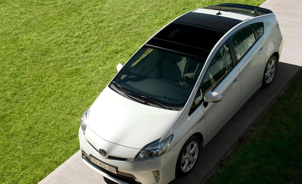 Toyota Prius 3 Techo