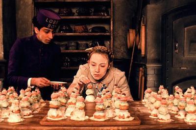 11 famosas escenas gastronómicas en películas de Oscar