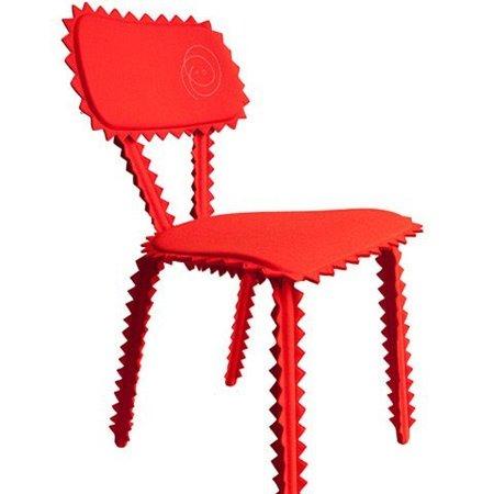 Fury! es una silla llena de picos