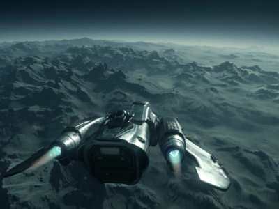 Star Citizen deja en ridículo a No Man's Sky con su nueva demostración de exploración de planetas
