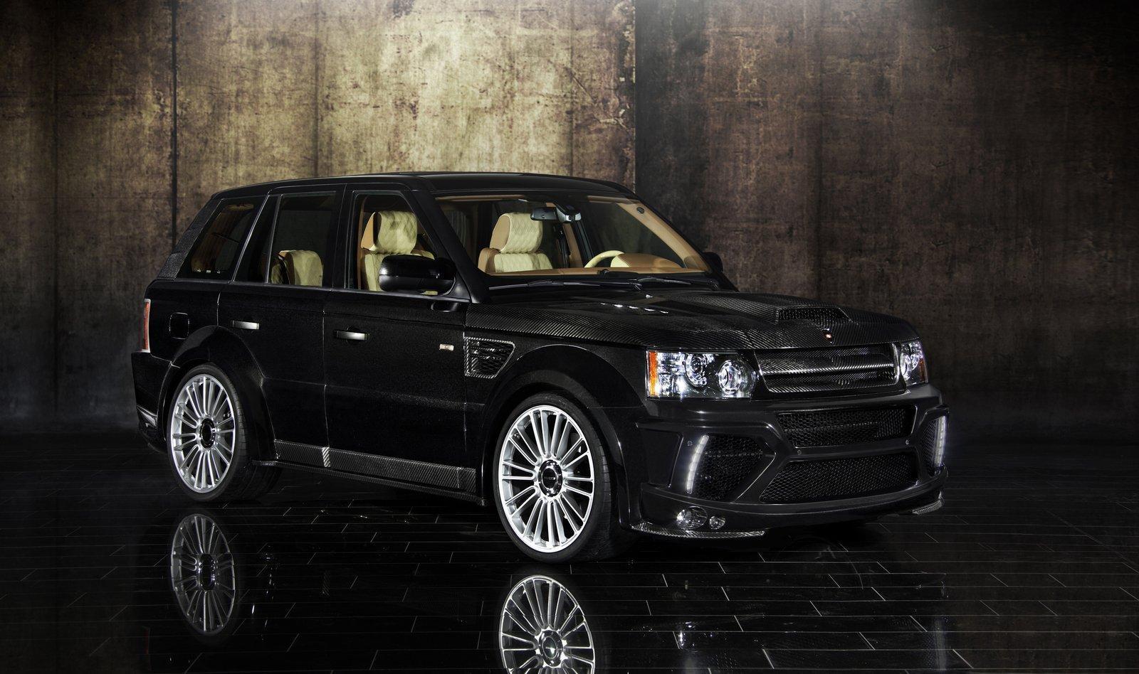 Foto de Range Rover Sport por Mansory (1/16)