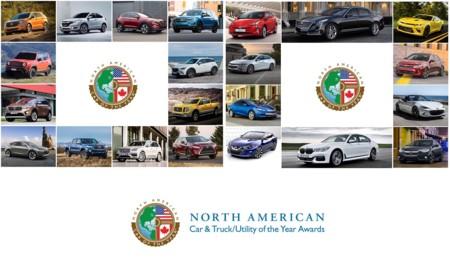 Anuncian a los candidatos del North American Car and Truck of the Year 2016. ¡A predecir finalistas!