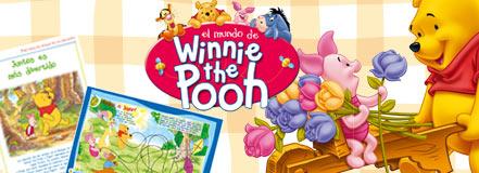 El Mundo de Winnie the Pooh, una interesante colección para tu hijo