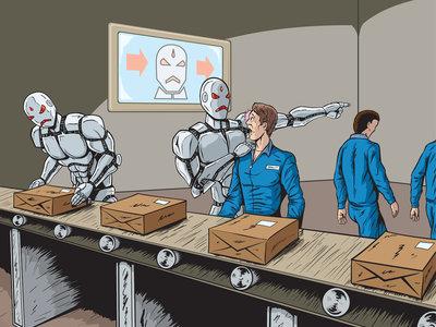 Entre 400 y 800 millones de personas serán desplazadas de sus puestos de trabajo en 2030 debido a la automatización