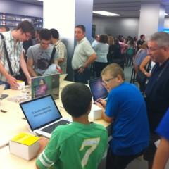 Foto 82 de 93 de la galería inauguracion-apple-store-la-maquinista en Applesfera