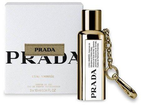 Prada L'eau Ambree, nueva edición del clásico perfume