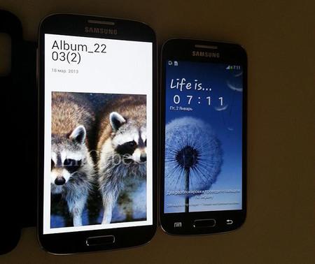 Samsung Galaxy S4 Mini, primeras imágenes y detalles filtrados