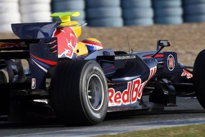 Reb Bull Racing abandona el desarrollo del KERS