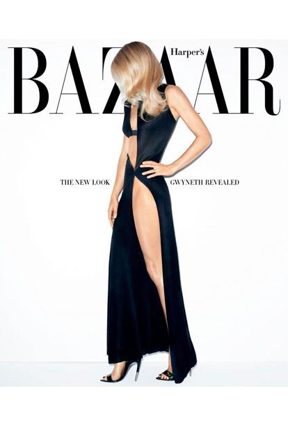 Gwyneth Paltrow en Harper's Bazaar