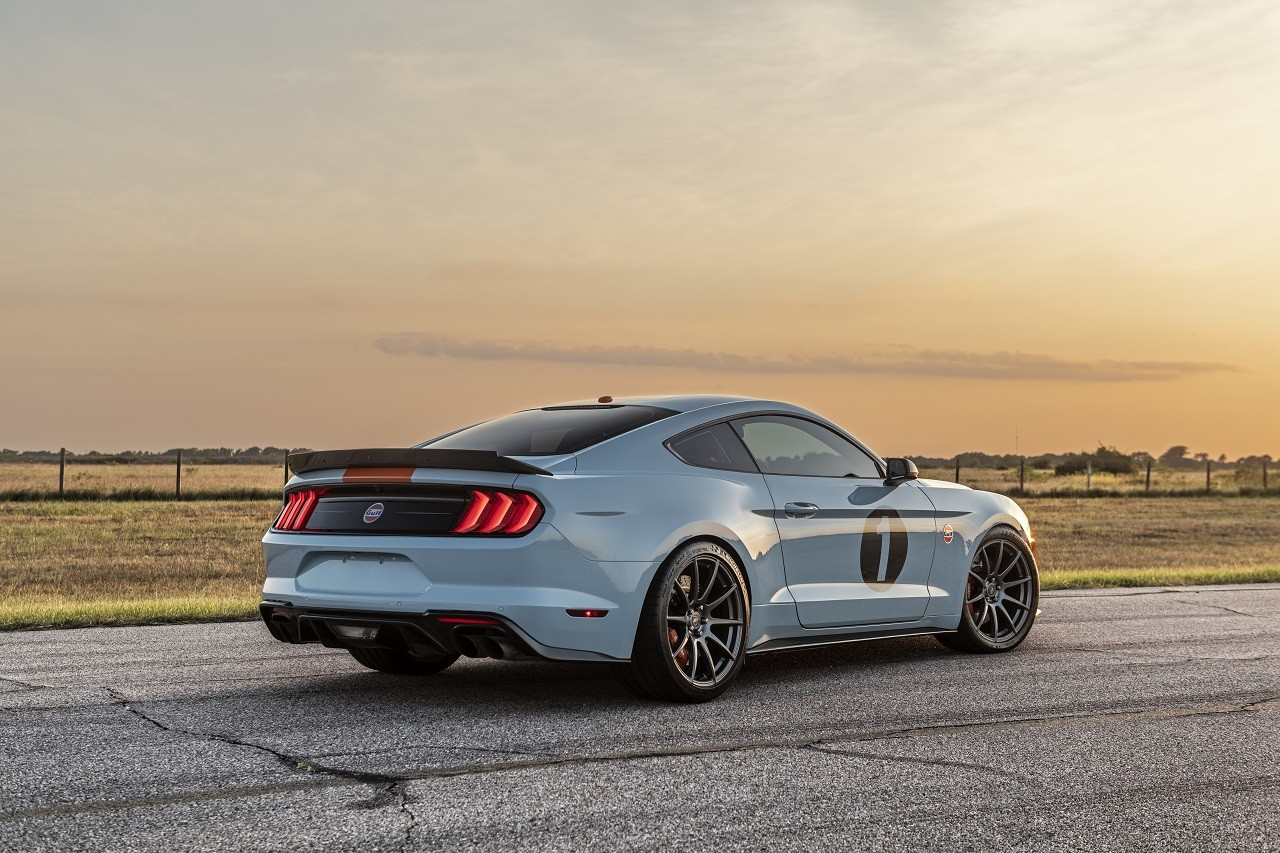 Foto de Ford Mustang Gulf Heritage Edition (14/38)
