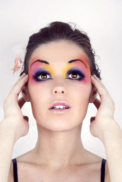 Simetrias de colores