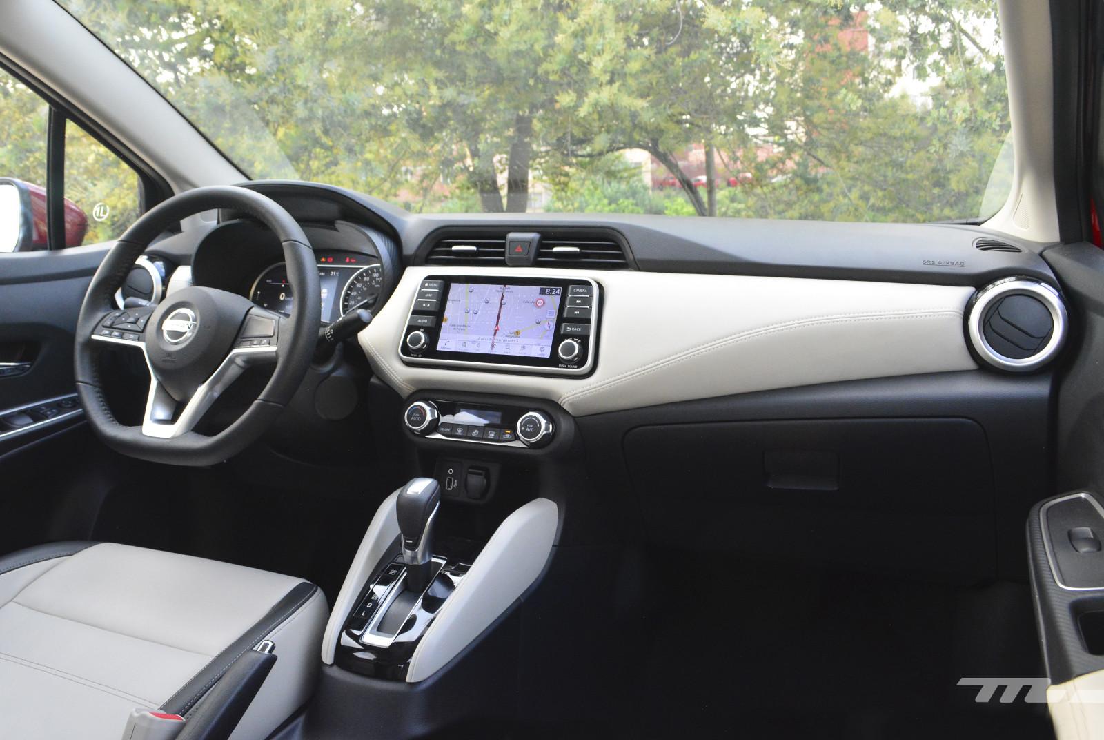 Foto de Nissan Versa 2020 (prueba) (19/28)