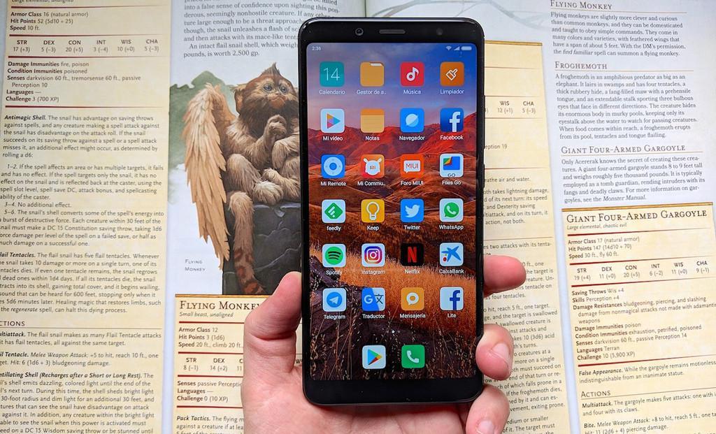 El Xiaomi™ Redmi™ Note cinco comienza a recibir la versión estable de Android™ nueve Pie, primero en China