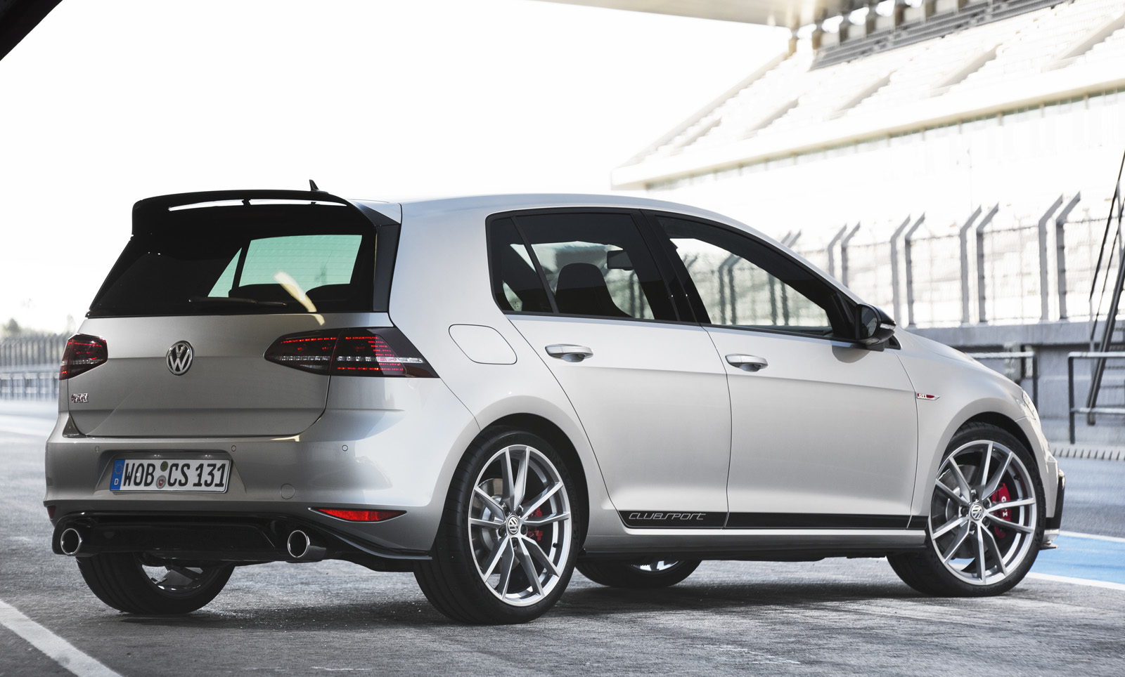 volkswagen golf gti clubsport ya a la venta por euros. Black Bedroom Furniture Sets. Home Design Ideas