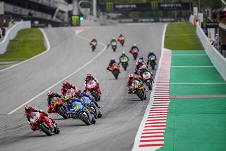 Mir Rins Barcelona Motogp 2020