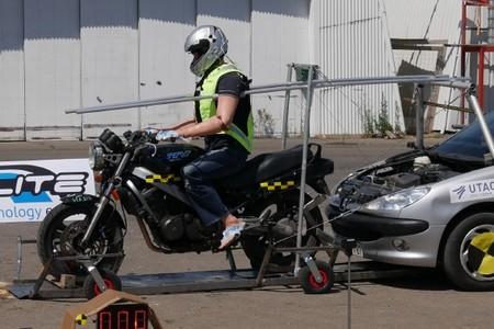 Airbag Inalambrico Moto