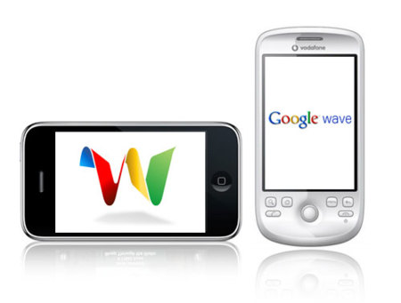 Google Wave para iPhone y Android