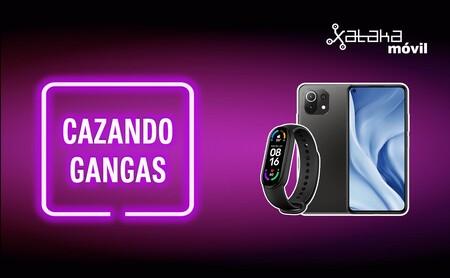 Cazando Gangas: Xiaomi Mi Band 6 a precio demencial, Mi 11 Lite con súper rebaja y muchas más ofertas