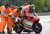 Cal Crutchlow analiza, sin remordimientos, su paso por Ducati