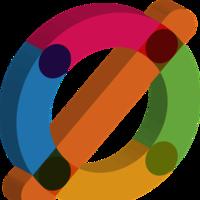 Año nuevo, logotipo y lema 'nuevo' para la empresa