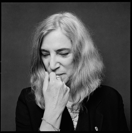 Patti Smith Facebook