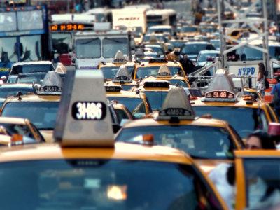 Rastreado a los conductores es como Nueva York planea resolver los problemas de tráfico