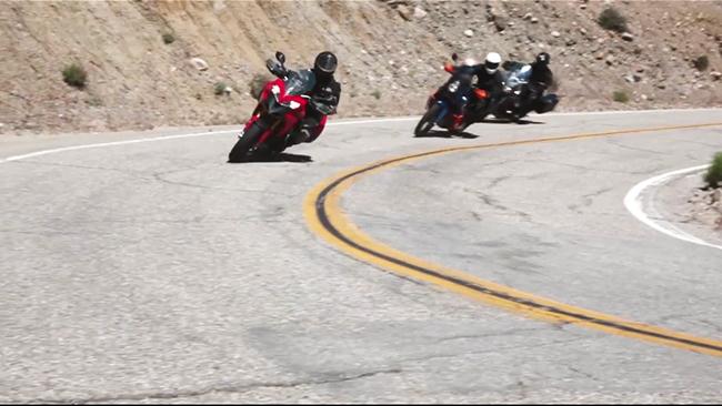 Ride Apart