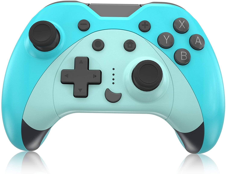 Mando inalámbrico para Nintendo Switch con diseño kawaii (cupón de 10% de descuento disponible)