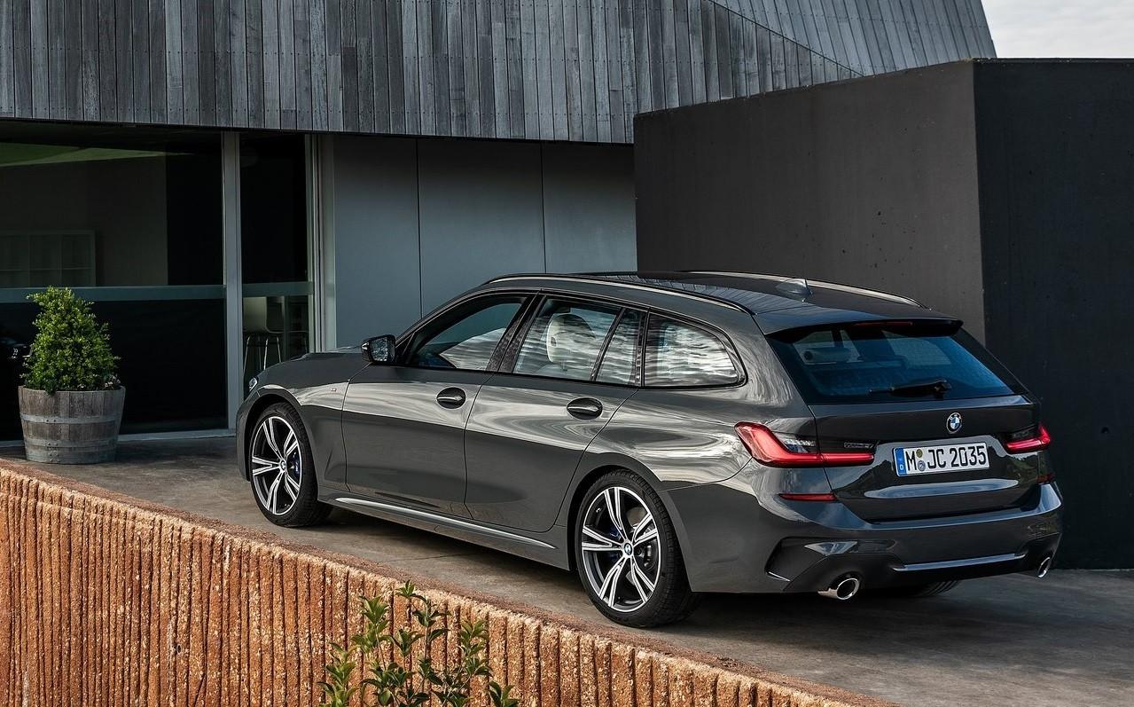 Foto de BMW Serie 3 Touring 2020 (4/28)