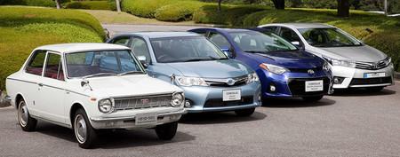 Toyota Corolla, 40 millones de unidades y subiendo...