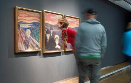 El grito Museo Munch Oslo
