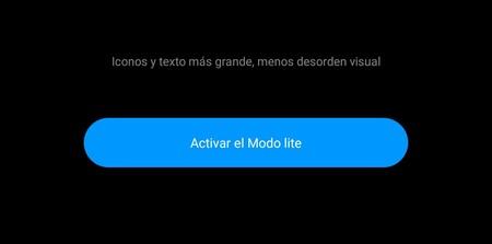 Cómo activar el modo Lite de MIUI 12: haz que tu móvil Xiaomi sea más sencillo de usar