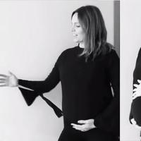 ¿Que las embarazadas no pueden tener ritmo? Una madre nos demuestra lo contrario
