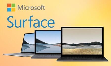 Amazon tiene los mejores precios en tabletas y portátiles de la gama Surface de Microsoft esta semana