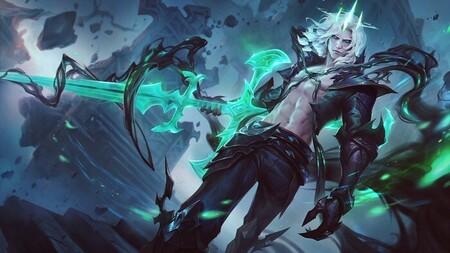 Viego, el Rey Arruinado, ya está disponible en League of Legends junto con el parche 11.2