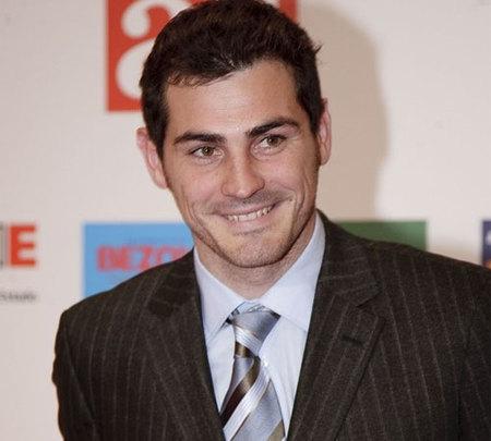 Iker Casillas soltero de nuevo ¡gracias Papá Noel!