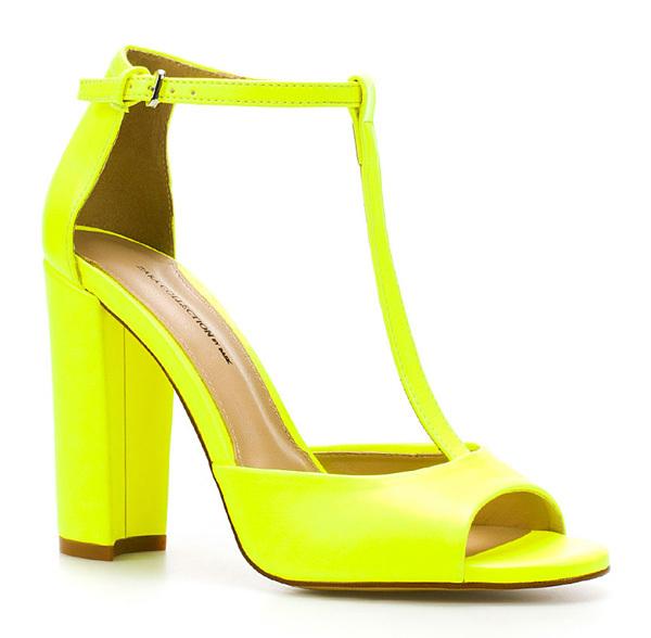Sandalia Fluor Zara
