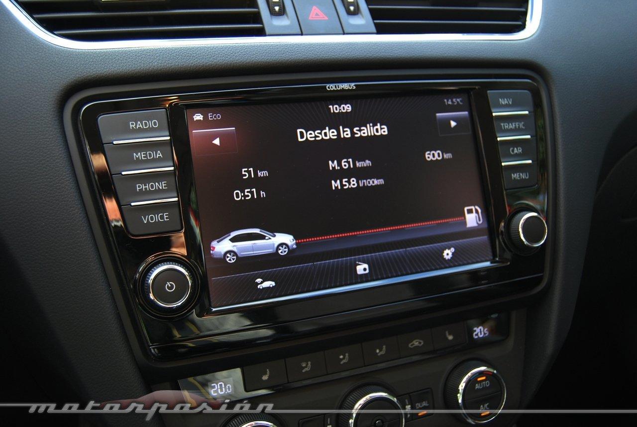 Foto de Škoda Octavia 2013 (presentación) (48/58)