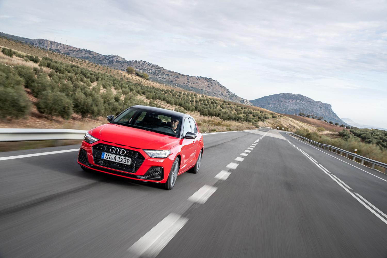 Foto de Audi A1 2018, toma de contacto (59/172)