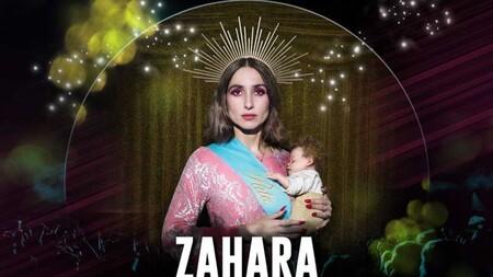 """""""La única respuesta la voy a dar cantando"""", así responde Zahara (y todo Twitter) a la censura de su cartel en Toledo"""