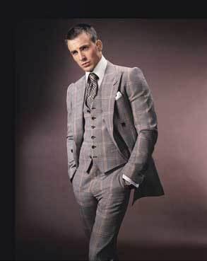 Chris Evans imagen de Tom Ford Menswear Collection
