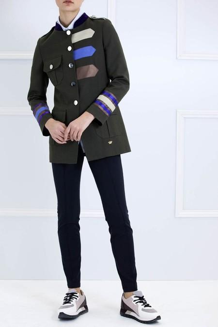 Comprar Chaqueta Militar Mujer 18